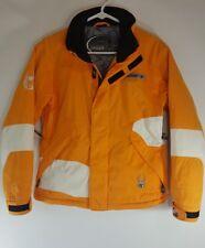 Spyder Womens Snowboard/ Ski Jacket U.S. Size 6 Team Venom Orange &  White