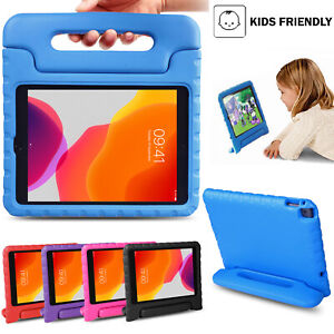 Case For Apple iPad 10.2 7th 8th 9th Gen Air 3rd Shockproof EVA Foam Kids Cover