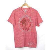 NWT Jimmy Buffett's Margaritaville Men Red T-Shirt Swordfish Beach Tee M-3XL