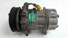 Peugeot 307 2001 / 2005 AC / AIR CON COMPRESSOR 9655191580 & WARRANTY - 11052662