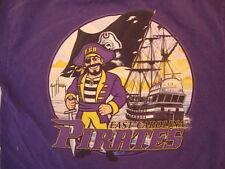 Guy Harvey Guy Harvey East Carolina Pirates Purple T Shirt M
