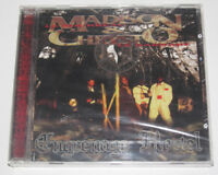 CD MUSIQUE ENGRENAGE MORTEL - MADISON & CHRYSTO