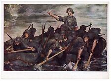 WW2  PHOTO-CPA HEINRICH HOFFMANN MUNCHEN HAUS DER DEUTSCHEN KUNST
