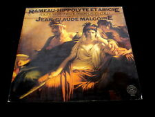 JEAN CLAUDE MALGOIRE/RAMEAU/HIPPOLYTE ET ARICIE/3XLP/GERMAN PRESS/GL