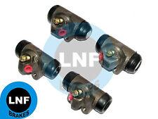 RENAULT FLORIDE R1092 ONDINE R1090A CYLINDRE ROUE AVANT + ARRIERE JEU X4