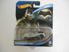 HOT WHEELS ARMORED BATMAN Die-Cast Vehicle 1:64 Scale DC Comics Car