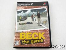BECK The Game + OST Playstation 2 Japanese Import Japan JP PS2 US Seller B