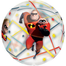 Disney The Incredibles 2 Birthday Party Decoration Orbz Foil Balloon