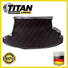 Noir heavy duty qualité boot tray liner mat nissan x-trail T30 2001 > 2007 neuf