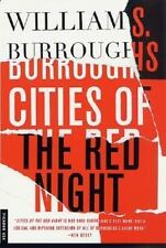 Cities of the Red Night: A Novel, Burroughs, William S., Good Book