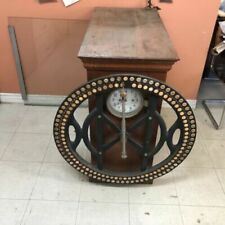 IBM 1932 Punch Clock Antique Excellent Condition