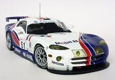Autoart 1/18 Scale 89821 Dodge Viper GTS-R '98 Le Mans Winner GT2 Diecast Model