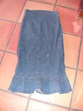 jupe de grossesse  en jeans  t 36