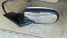 03-06 CHEVY GMC CADILLAC POWER FOLDING SIGNAL FLASH RIGHT PASSENGER  MIRROR WHIT