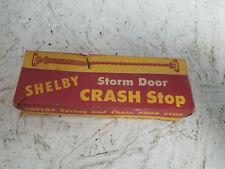 "Vintage Original SHELBY "" Storm Door Crash Stop ""  new in box / NOS"