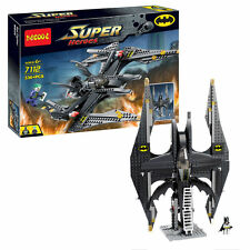 NEW Super Hero Joker Batman Fighter Model Building Kits Minifigures Bricks Toys