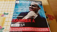 ZZ- REVISTA MAGAZINE ROCKDELUX Nº190 - DOMINIQUE A - SPIRITUALIZED FANGORIA AINA
