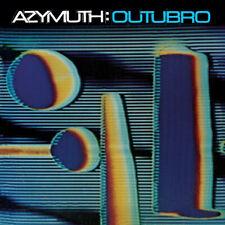 "AZYMUTH "" OUTUBRO "" NEW SEALED LP SOUL FUNK LATIN JAZZ"