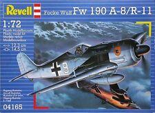KIT REVELL 1:72 DA MONTARE AEREO FOCKE WULF FW 190 A-8 ART 04165