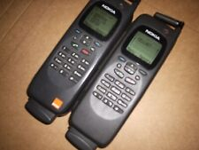 2 Nokia 9000 BLK-4S Battery,Tested/RetainingChargesAsShown +2 Nokia9000/i Phones
