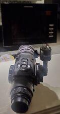 Picatinny Gun Rail Thermal Imaging Scope Rifle Sniper LCD Monitor TFT Side Mount