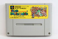 Super Mario World Bros 4 SFC Nintendo Super Famicom SNES Japan Import I5599 C