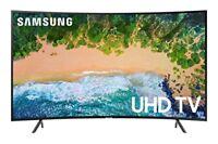 "Samsung 7300 UN65NU7300 64.5"" 2160p Curved Screen LED-LCD TV - 16:9 - 4K UHDTV -"