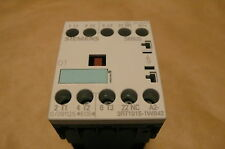 SIEMENS 3RT1015-1WB42 SIRIUS MAGNETIC CONTACTOR