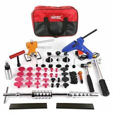 PDR tools Dent Puller Lifter Paintless Repair Kit Hail Removal Slide Hamme W/Bag