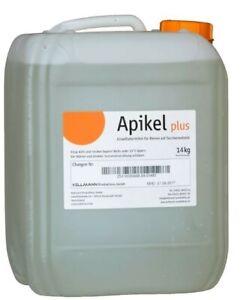 1x 14 kg Invert Sirup ApiKel PLUS Bienenfutter flüssig auf Rübenzuckerbasis