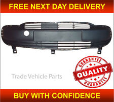Citroen C1 2005-2009 Front Bumper Grille Lower Centre Black New High Quality