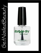 Dazzle Dry Top Coat for Natural Nails High Shine Xtra Fast Dry NO Formaldehyde