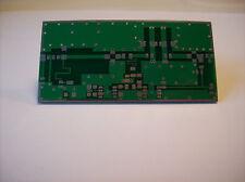 PCB for 2320 MHz 13 cm ATV EME LNA PREAMP GaAs-FET VORVERSTÄRKER