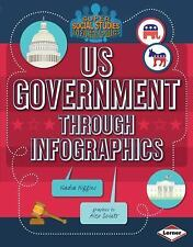 Us Government Through Infographics (Super Social Studies Infographics)-ExLibrary