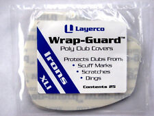 Golf Wrap Guard club protectors for all Irons & Wedges