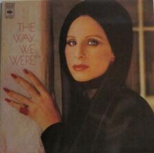 BARBRA STREISAND The Way We Were LP Album 1974 Great Cond