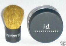 Bare Escentuals bareMinerals LIGHT Foundation Sample & Mini Buki Brush-NEW
