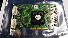 Matrox Parhelia-512 (PH-A256) 256 MB DDR SDRAM AGP 4x/8x Graphics adapter Rare
