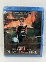 The Girl Who Played With Fire (Blu-Ray 2010) Noomi Rapace