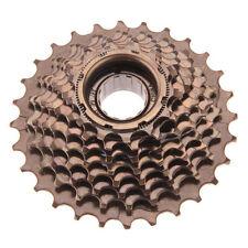 Bike 8 Speed Freewheel Screw On Type Cassette Cog Set 34mm