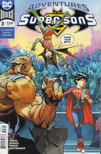 Adventures of the Super Sons (2018) Nr. 3, Neuware, new