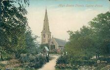Epping forest high beach church 1907 valentine 39418