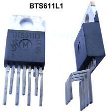 1 Stück Siemens BTS611L1 2fach-Highside-Schalter mit Diagnose,  200 mOhm / 2,3 A