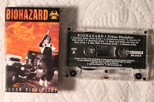 Biohazard - Urban Discipline US orig' Roadrunner cassette 1992 hardcore