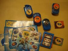 SPY Gadget- serie completa - 2007 Kinder Ferrero