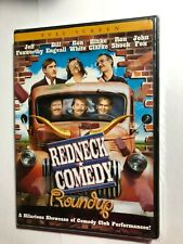 REDNECK COMEDY ROUNDUP JEFF FOXWORTHY BILL ENGVALL RON WHITE DVD