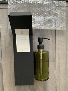 GROVE COLLABORATIVE HAND SOAP DISPENSER, GREEN, NIB, 13.5 OZ