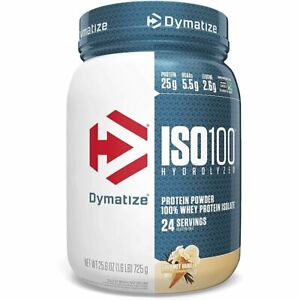 ISO-100 HYDROLYZED WHEY PROTEIN ISOLATE
