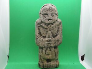 ancient artifacts of the Viking stone woman 595 grams, 17 centimeters high