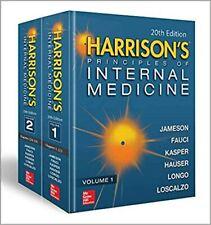 [e-Edition] Harrison's Principles of Internal Medicine, Twentieth Edition (V1 &